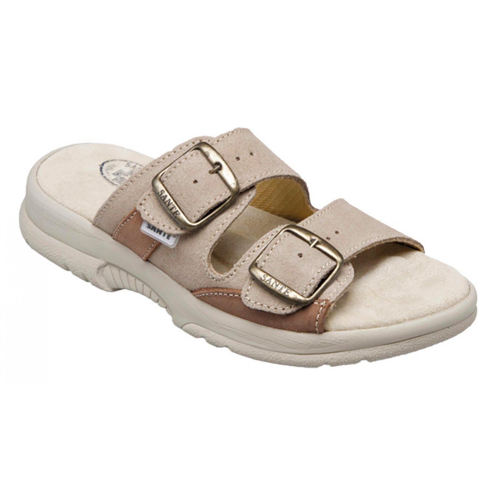 dámské pantofle Santé 517 33 28 47 béžové - KARS 0b70186baf