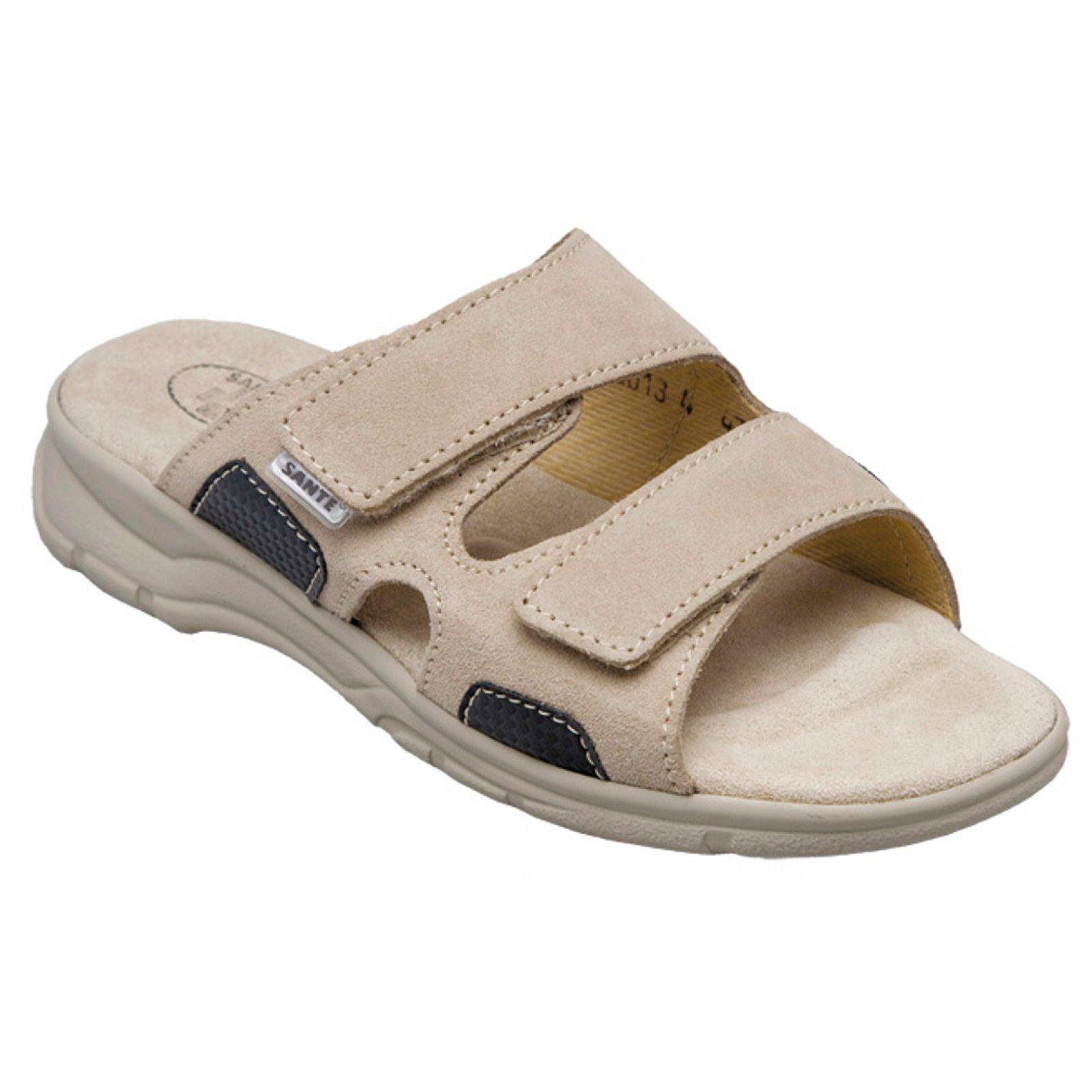 dámské pantofle Santé 471 1 28 béžové - KARS a7a14d81ac