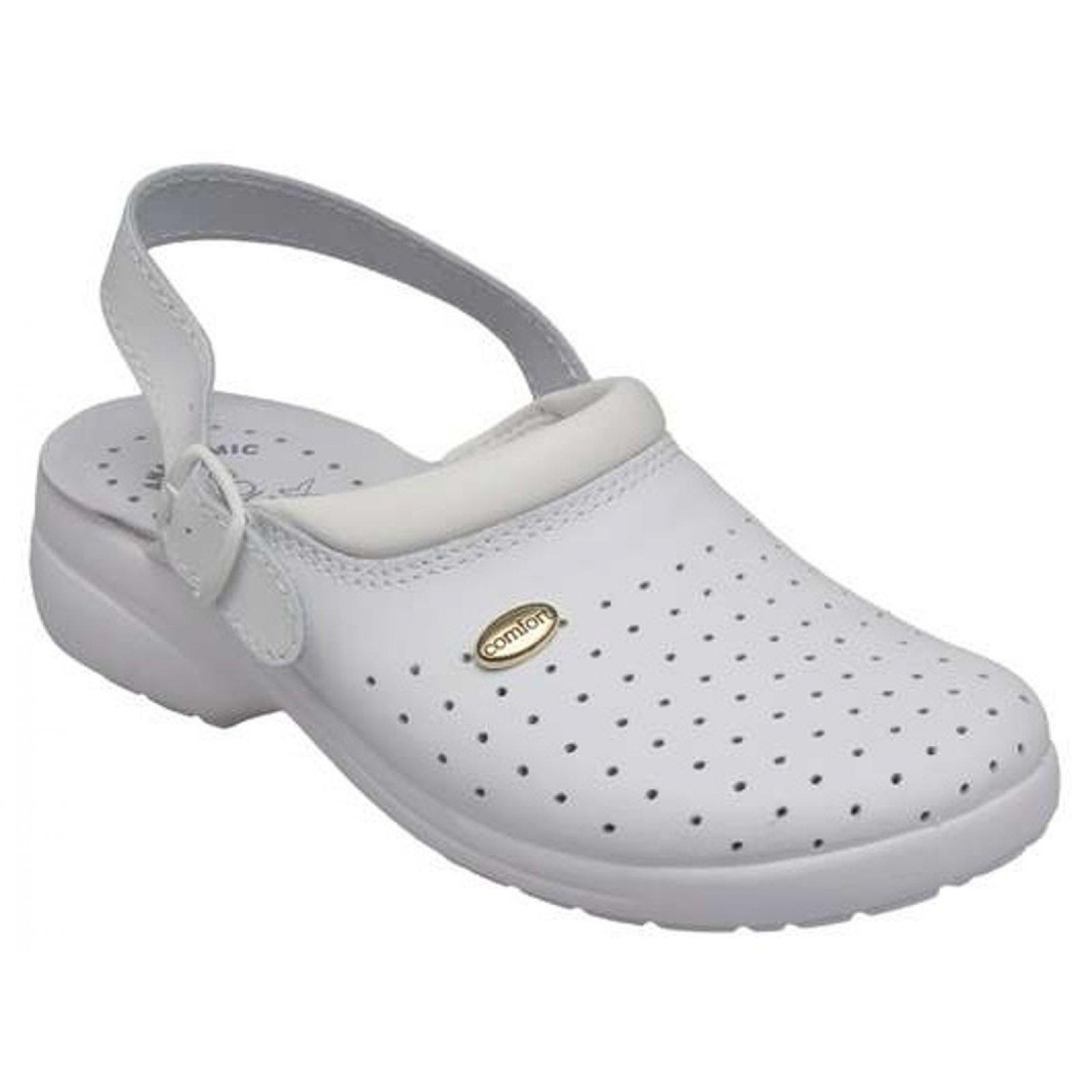 a39bde4115c8 dámské sandály Santé GF 516P bílé - KARS