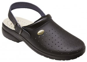 bbe1207e4e4f dámské sandály Santé GF 516P černé