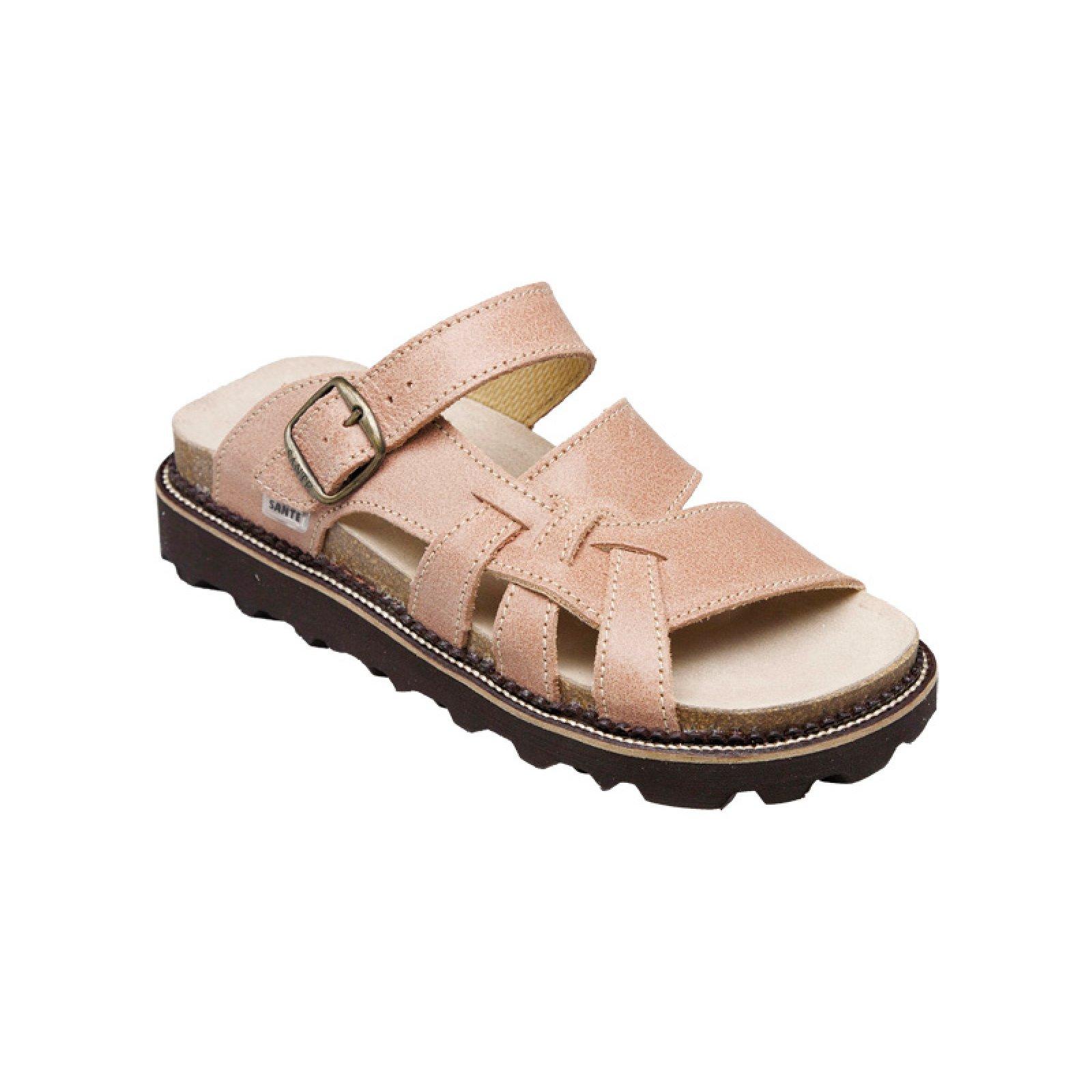 dámské pantofle Santé 560 91 49 lososové - KARS c1ed5e3688