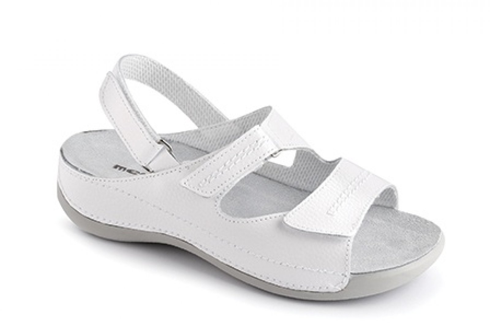 859357ffbfcf dámské sandály Medistyle Šárka bílé - KARS
