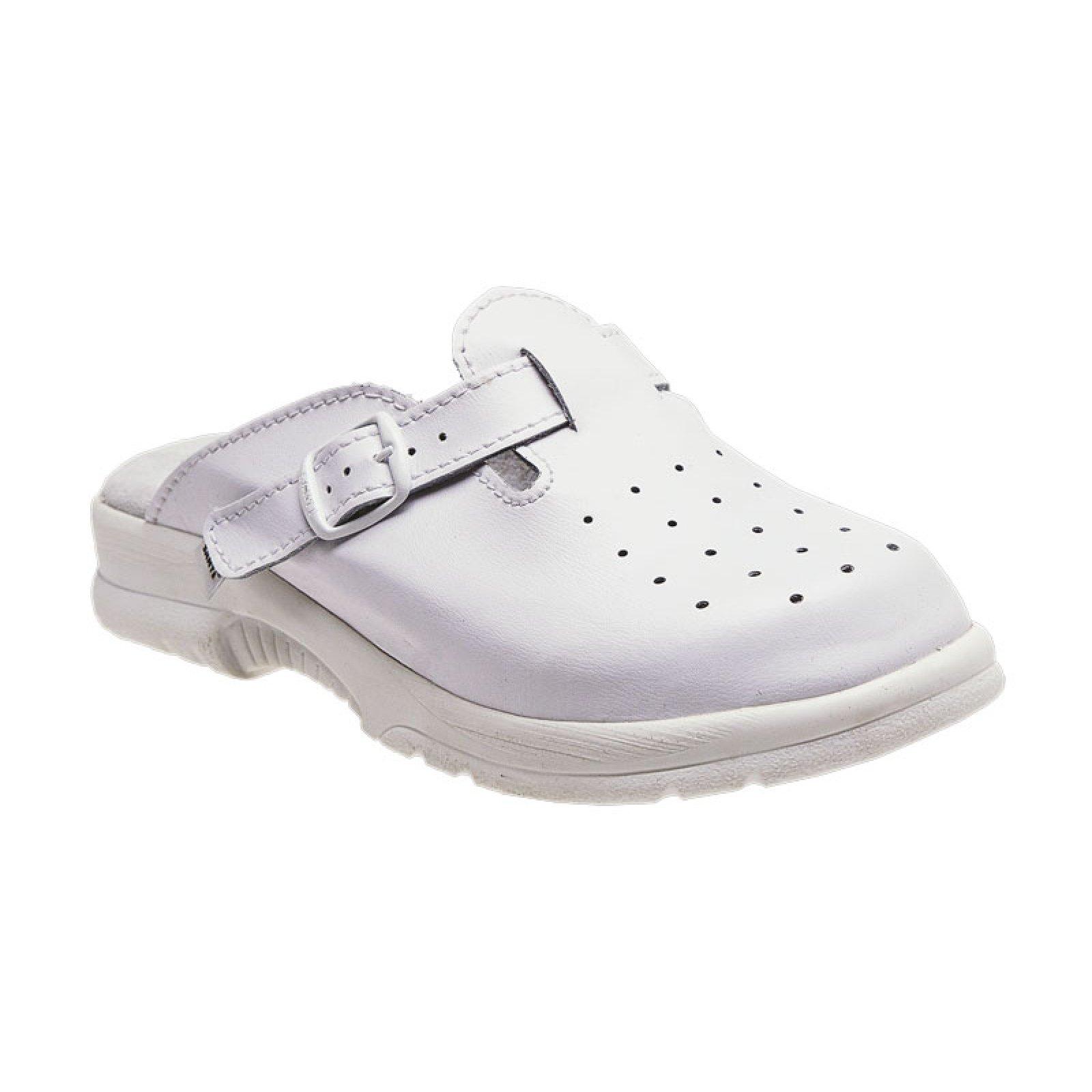 5100f52913a pánské pantofle Santé 517 38 bílé