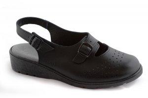 a1d814f26fa1 dámské sandály Tipaboty 5195 černé