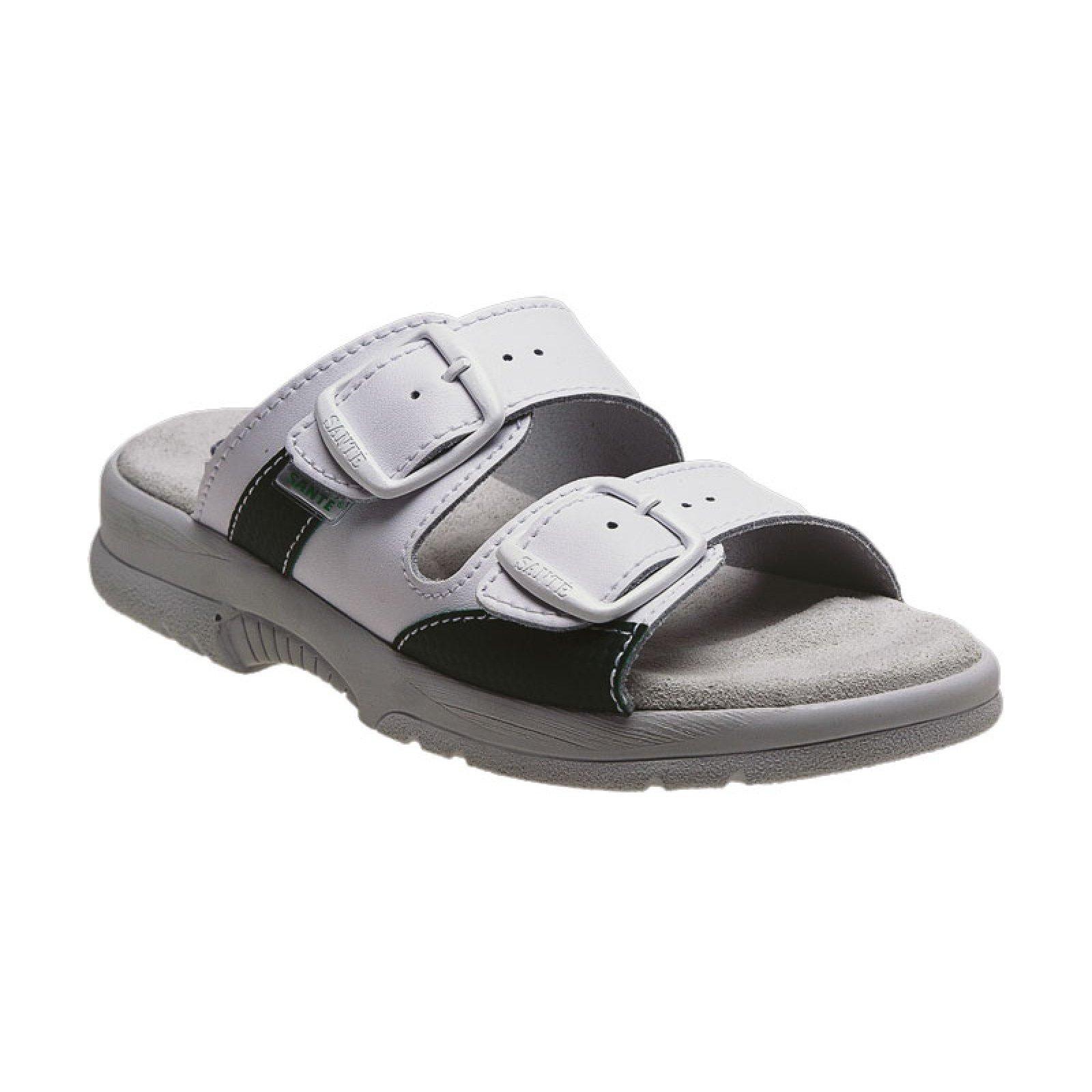 pánské pantofle Santé 517 35 10 bílé 3fe8541361