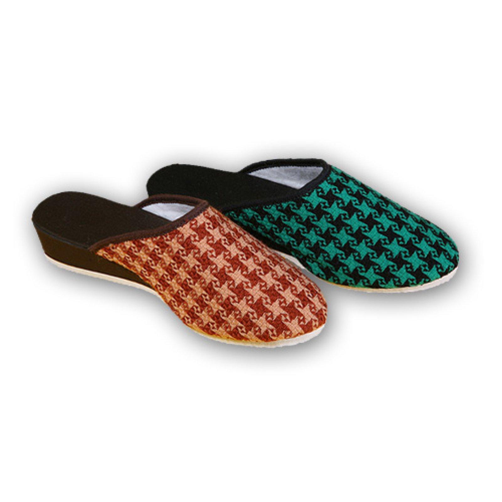 Dámské domácí pantofle - vz. 013 - KARS 1e0793021c