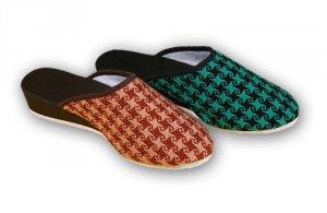 Dámské domácí pantofle - vz. 013 360d60cc1e