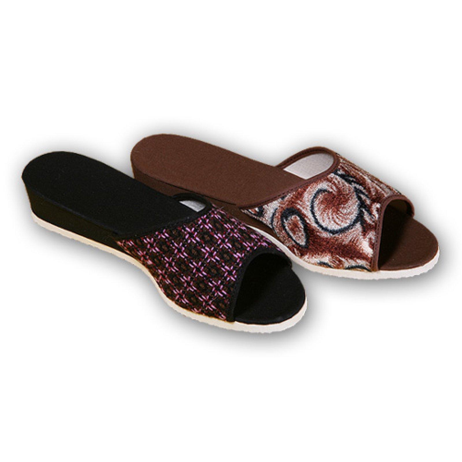 Dámské domácí pantofle - vz. 010 - KARS 9601e6ce21